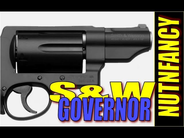 S&W Governor: Hand Cannon Quality  [Full Review]