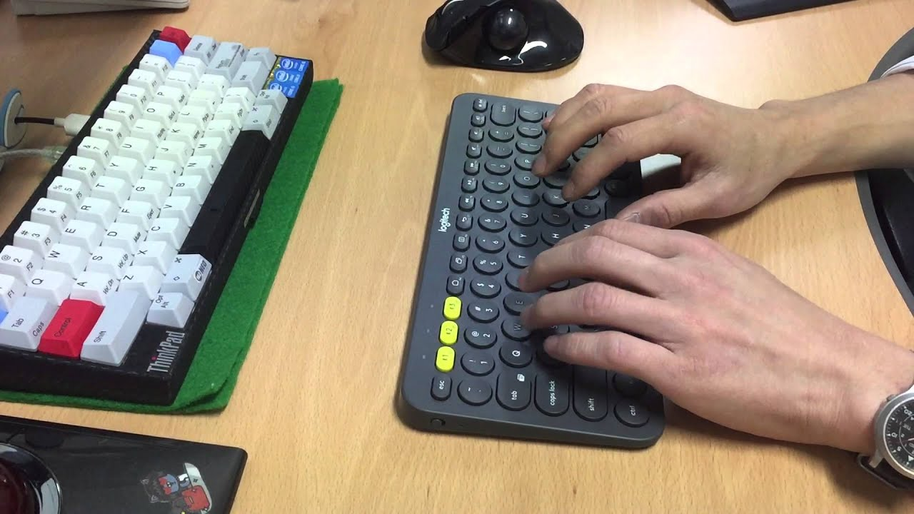 how to make computer typing sounds