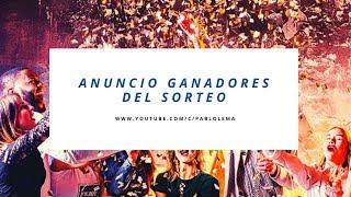 ¡¡GANADORES DEL SORTEO! 👏👏+¡INVITACIÓN!