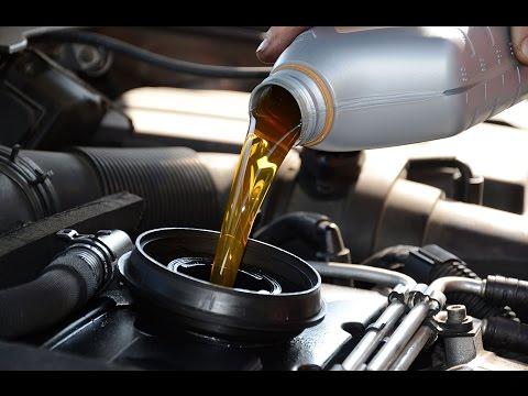 La Importancia Del Cambio De Aceite En El Motor 1a. Parte