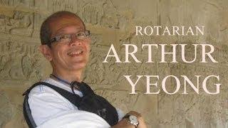 Rotarian Arthur Yeong - Inspire, Make, Believe Thumbnail