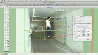 SketchUp Tips and Tricks: Using the Matched Photo Feature