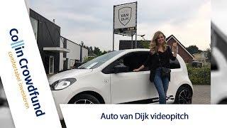 Auto van Dijk | Crowdfunding | Investeren | 6,5% rente