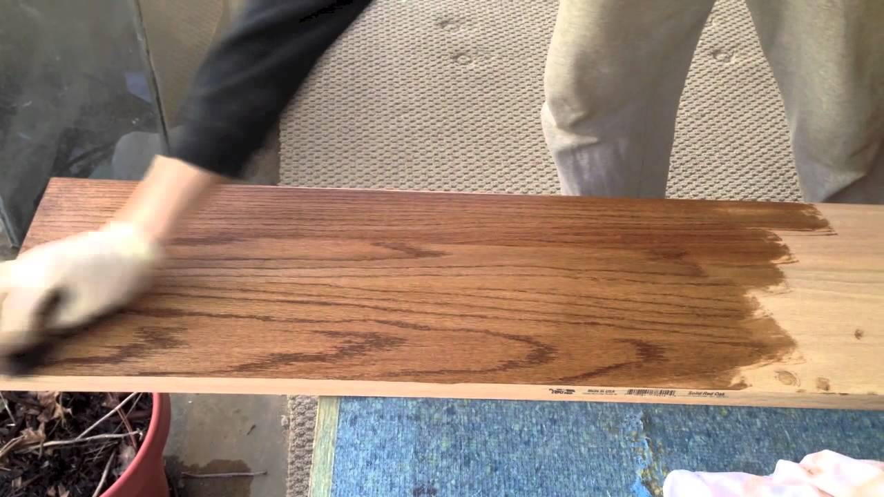 How to Sand and Finish New Hardwood Stairs  YouTube