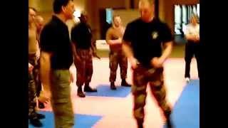 Steve Tarani Teaches Multiple Opponent With A Knife