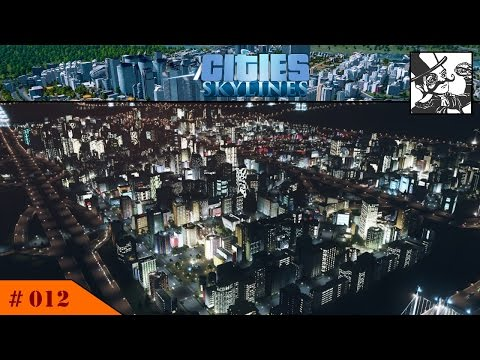 Cities Skylines: #012 The plague! More commerce for the people!