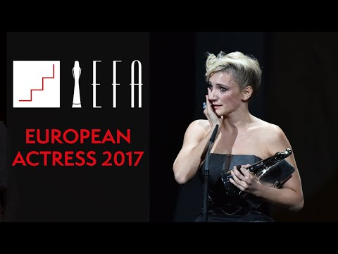 Alexandra Borbély - European Actress 2017 (ON BODY AND SOUL)