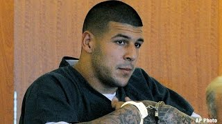 Fiancée of Aaron Hernandez: 'I Don't Think This Was A Suicide'
