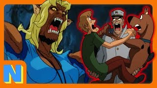 Remember Scooby-Doo on Zombie Island? Pure NIGHTMARE FUEL!   Ruined