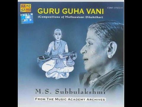 MS Subbulakshmi Radhaviswanathan-Vatapi ganapatim bhajeham-hamsadhvani-aadi-muthuswamy deekshitaar