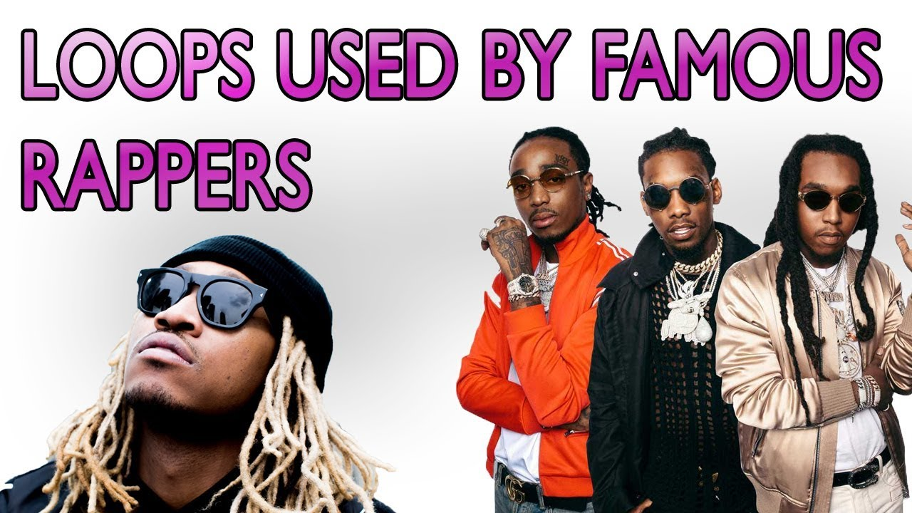 Loops From Looperman Used By Famous Rappers - YouTube