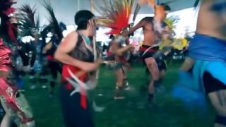 Feria de la Tuna 2016, Danza Prehispanica