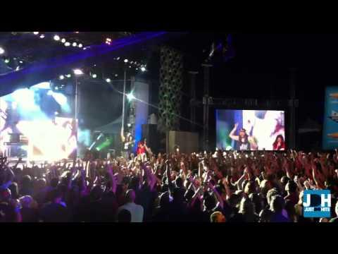 Steve Aoki x Lil Jon  Turbulence  @ SXSW  MTV Woodie Awards 2012