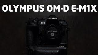 Olympus OM-D E-M1X: First Impressions