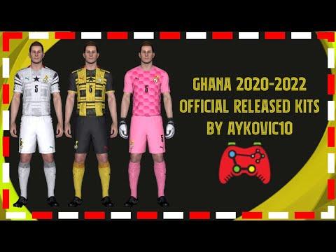 PES 2017|Ghana 2020-2022