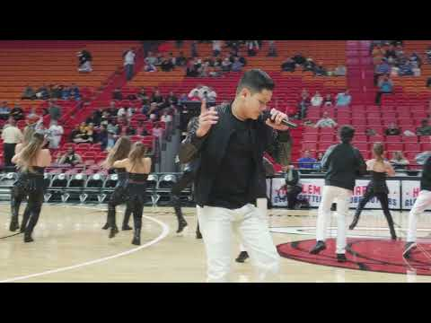 Rising Starz Harlem Globetrotters Event 2018 American Airlines Arena