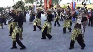 singkil  philippine muslim dance, kappa malong-malong, sagayan warrior dance