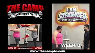 McKinney TX Fitness 6 Week Challenge Results -Monica Saenz