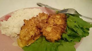 Жареная рыба в кляре! ОБАЛДЕННЫЙ, вкусный минтай на ужин за МИНУТЫ!