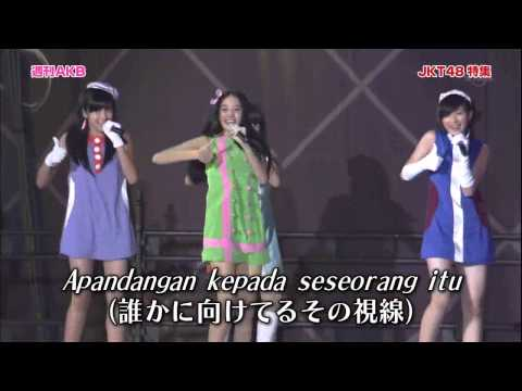 [CLIP HD] JKT48 - Baby! Baby! Baby! at AKB48 in Tokyo Dome (Sep14.2012)