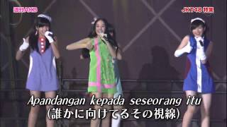 CLIP HD JKT48 Baby Baby Baby at AKB48 in Tokyo Dome Sep14 2012