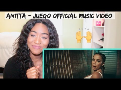 Anitta - Juego     REACTION
