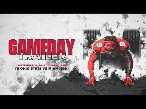 Chris Davis - 2019 Ohio State Football: Miami (TRAILER!)