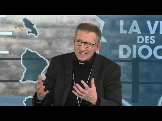 Mgr Pierre-Yves Michel - diocèse de Valence