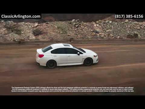 2018 Subaru WRX Classic Buick GMC Arlington TX Fort Worth TX