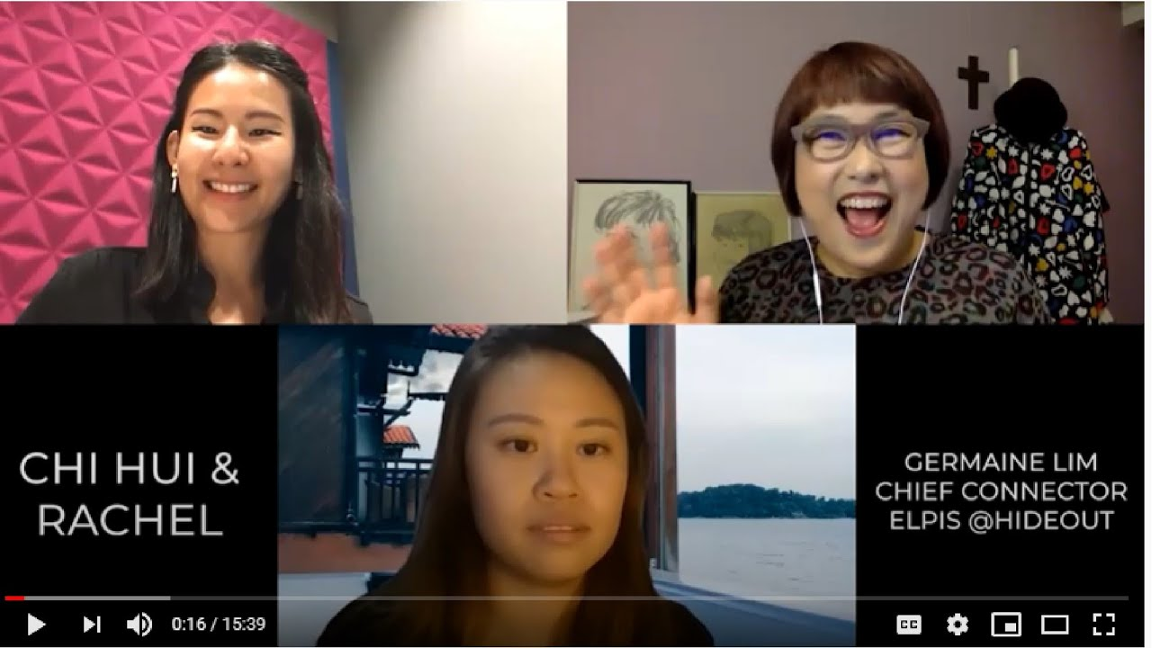 """Everyday Conversation With Everyday People : How young Singaporean """"Overcome"""" in the new normal"""