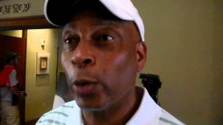 Eric Dickerson Hall of Fame Golf Invitational:Ronnie Lott - Gary G. IVNews
