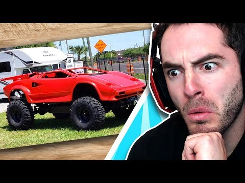 Off Road LAMBO (Sh***y Car Mods #8)
