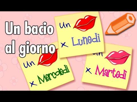 Molto Un bacio al giorno e baci di riserva - Cartoline.net - YouTube IP09