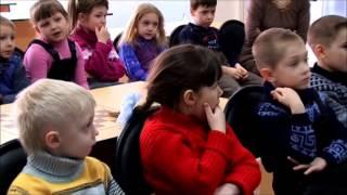Мой фильм  Открытый урок по шахматам в детском саду