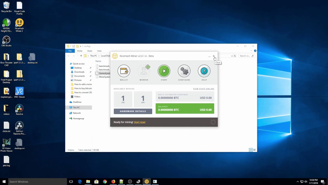Bitcoin Miner Windows 10