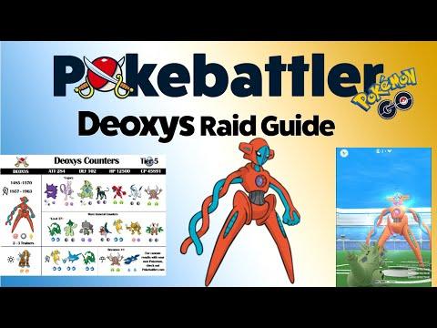 deoxys raid counters