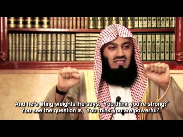 Eemaan boosting speech about Salah - Mufti Ismail Menk
