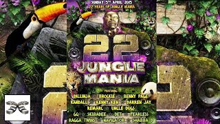 Dillinja & Mc GԚ _ 22 Years of Junglemania
