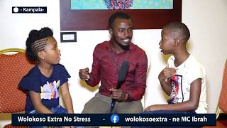 Nigerian #markangel crew book places in #freshkid and Rovin Sanyu Projects - MC IBRAH INTERVIEW