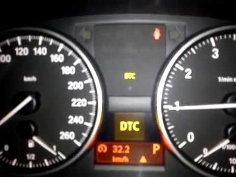 Different Stages Of Dtc In Bmw E90 2010 320i Auto