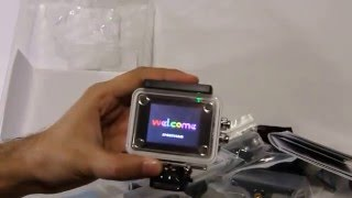 1080P Full HD H.264 Waterproof Wifi Ultra-portable 2.0