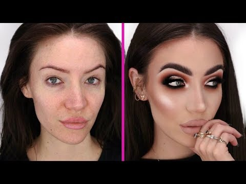 GRWM | Super Glam Makeup Transformation