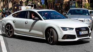 Audi RS7 Sportback Performance 2016 Videos
