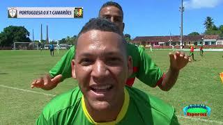 Final da Copa Paulista - Camarões x Portuguesa