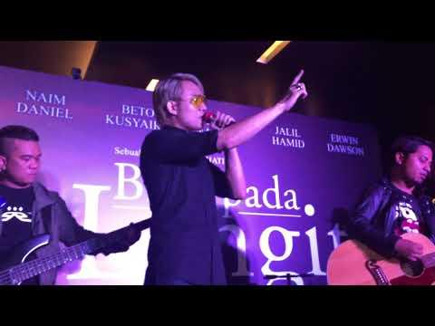 #Lygophobia ~ Akim and The Majistret at Malam Gala, Bisik Pada Langit