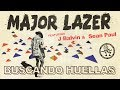 Major Lazer - Buscando Huellas (feat. J Balvin & Sean Paul) (Official Audio) youtube videos, live subscriber track on substuber.com [2019]