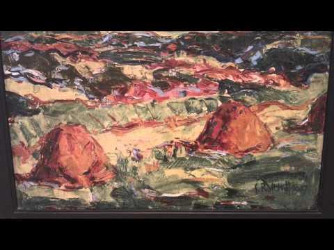 Autumn Landscape in Oldenburg 1907 Karl Schmidt-Rottluff 1884-1976 Thyssen-Bornemisza Museum Madrid