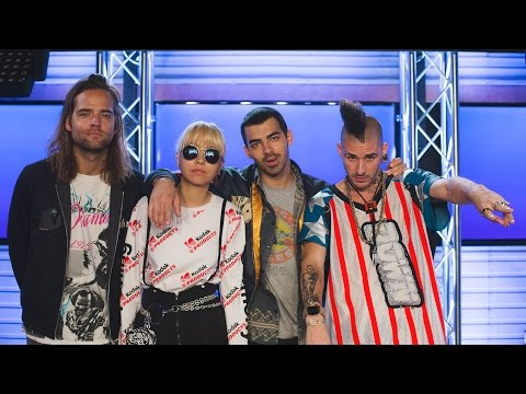 DNCE Talk Nicki Minaj Collab 'Kissing Strangers' with DJ Toro
