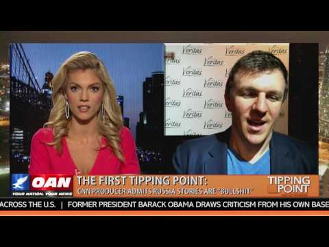 "James O'Keefe & Liz Wheeler discuss American Pravda: CNN Producer Says Russia Narrative ""bullsh*t"""