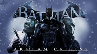 BATMAN - ARKHAM ORIGINS - **THE MOVIE**